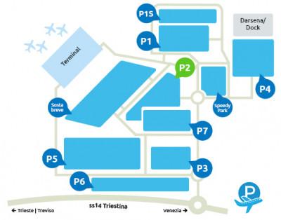 Mappa-Parcheggio-P2-aeroporto-Venezia