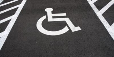 Invalide parkeren bij vliegvelden