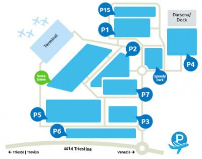 Mappa-Parcheggio-Sosta-Breve-Venezia-aeroporto