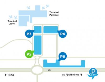 mappa-Parcheggio-P5-Ciampino