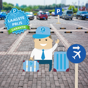 Vooraf online uw parkeerplek reserveren bespaart kosten