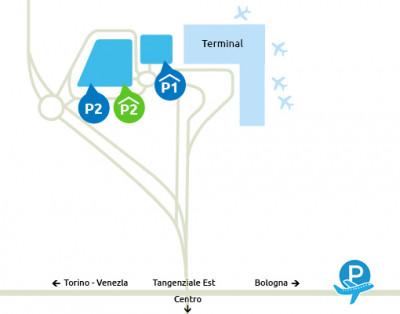 Mappa-parcheggio-P2-Linate-Executive