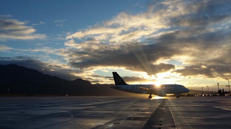 Flugzeug-Anreise-Fluparks