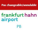 Frankfurt Hahn Airport PB
